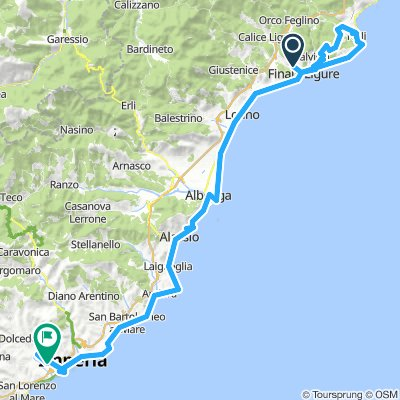 Day 4 - Trf to Imperia