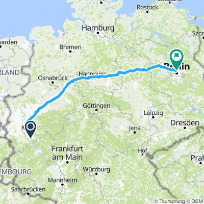 Von Bonn nach Berlin