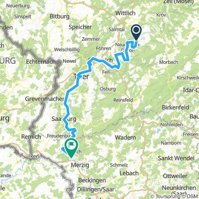 2015 Eckel - Bingen E08 Wintrich - Schwemlingen