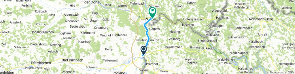 Schärding Passau Pfingsten 2018
