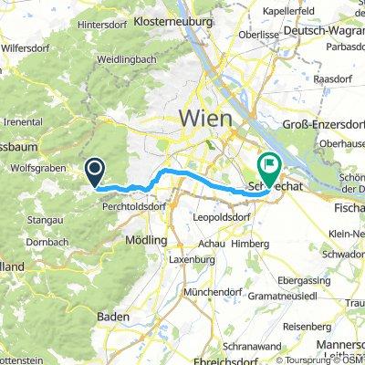 elg:// Liesingbachradweg (Breitenfurt-Schwechat)