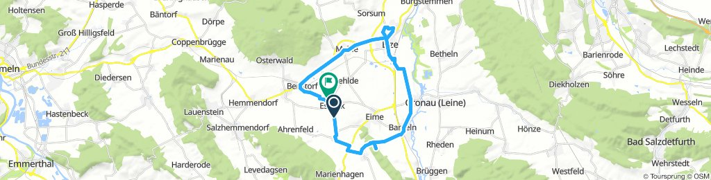 Slow Sonntag Track In Elze