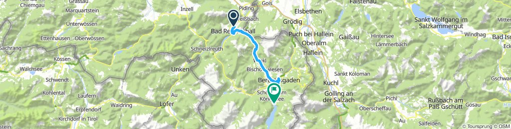 2013 Basel - Königssee E08 Bad Reichenhall - Königssee