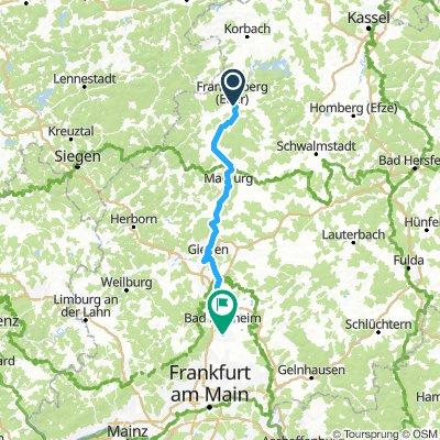 2011 Eckel - Basel E05 Frankenberg - Friedberg