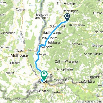2011 Eckel - Basel E10 Freiburg - Basel