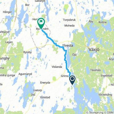 Schweden Etappe 9
