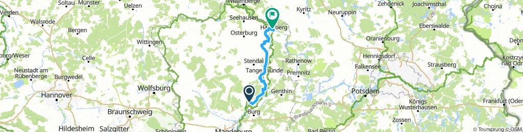 2016 Elbradweg E06 Bertingen - Havelberg