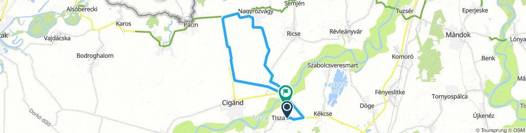 Long bike tour from 2018. 05. 21. 16:16