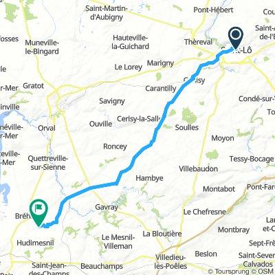 Tour de Manchette Part II - Jour 4 - 2/2