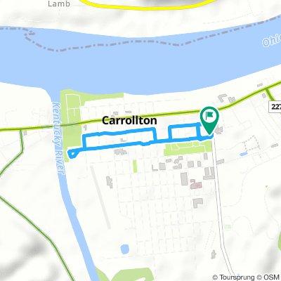 Short Monday Ride In Carrollton