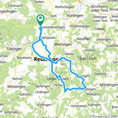 Walddorf - Gomadingen