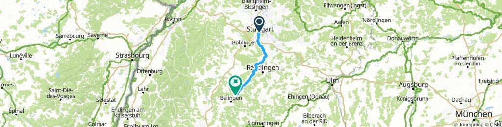 Stuttgart Bisingen