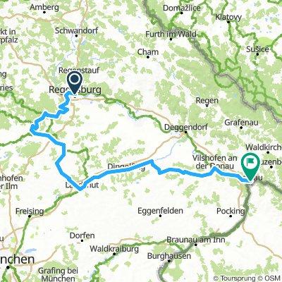 Niederbayernroute