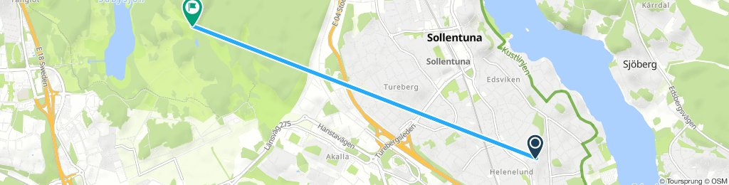 Lengthy Wednesday Course In Sollentuna