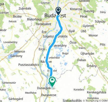 Budapest - Szalkszentmarton