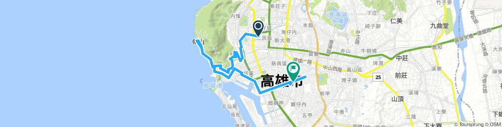 Slow 星期四 Track In 三民區