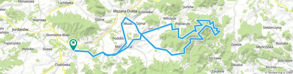 Rabka - Mogielica