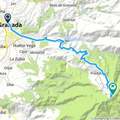 Sierra Nevada Pico del Veleta