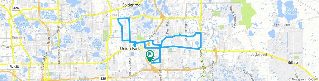 /25/2018 Friday Ride In Orlando