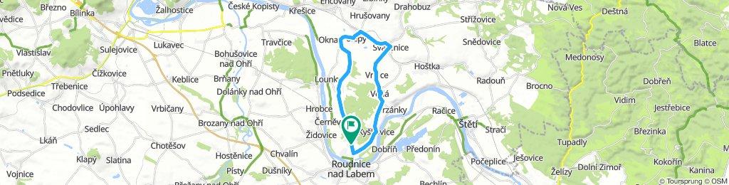 Giro de Zavadilka – časovka tříčlenných družstev 2018