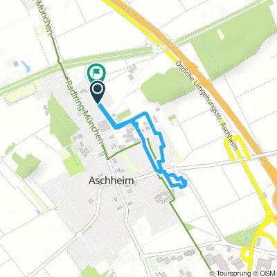 Snail-Like Freitag Route In Aschheim