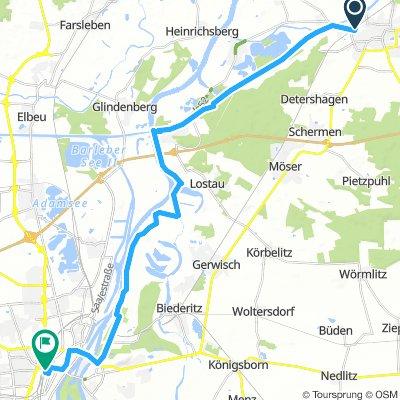 Burg - Magdeburg