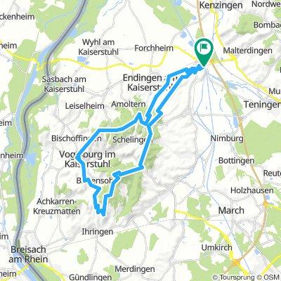 Kaiserstuhlrunde- einfach geil