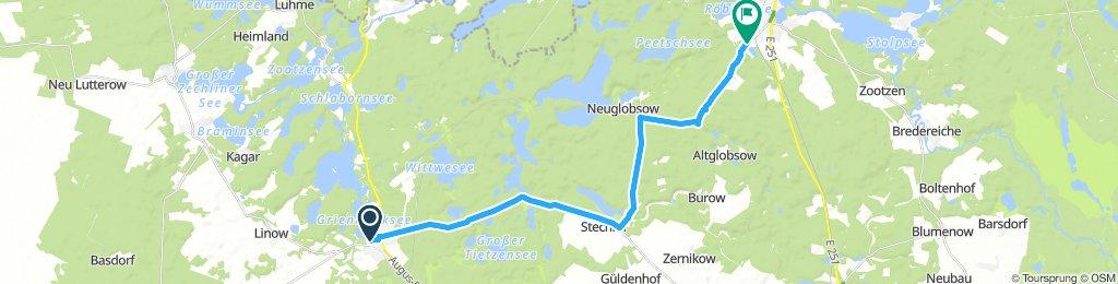 Rheinsberg Fürstenberg
