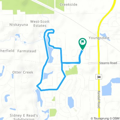Lengthy Sunday Ride In South Elgin