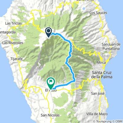 La Palma - Etapa 3 A