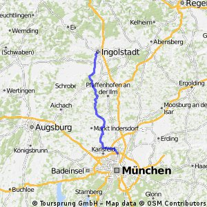Muc_Ingolstadt CLONED FROM ROUTE 70113