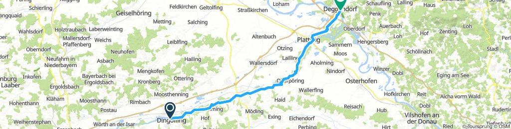 Dingolfing - Deggendorf