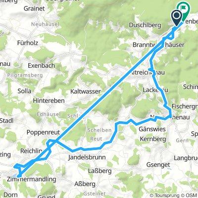 frauenberg waldkirchen
