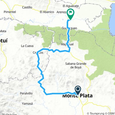 Monte Plata - La Reforma Lang