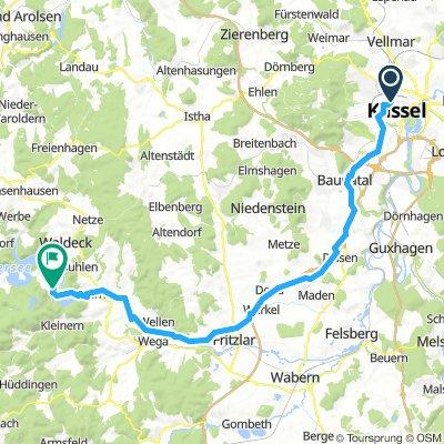 Kassel - Hemfurth
