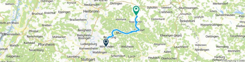 Winnenden-Schw. Hall