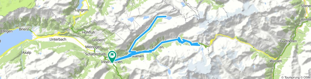Highway to Sky Sustenpass Time Trial and Lac d'Engstlen