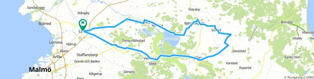 Lund-Klasaröd-Lund
