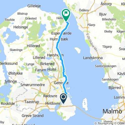 Denmark Sweden tour 01 Copenaghen Helsingor Danhostel