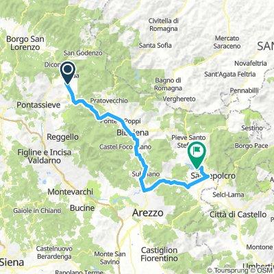 Day 2 Tuscany - Umbria - Le Marche