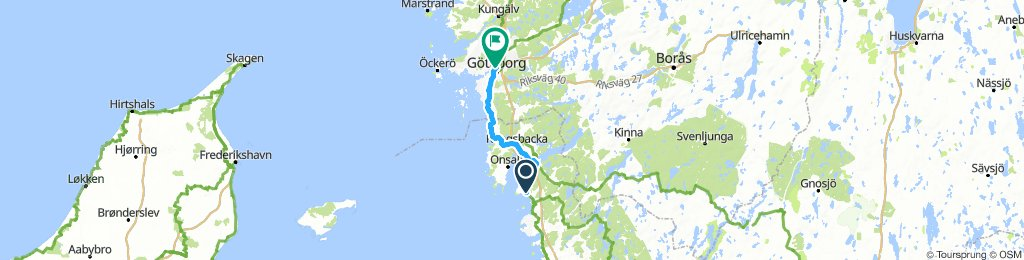 Denmark Sweden tour 05 Asa Goteborg