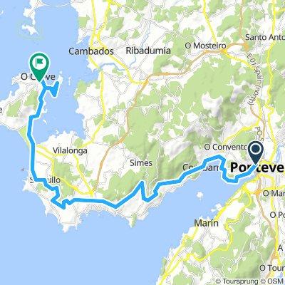 01 Pontevedra - O Grove