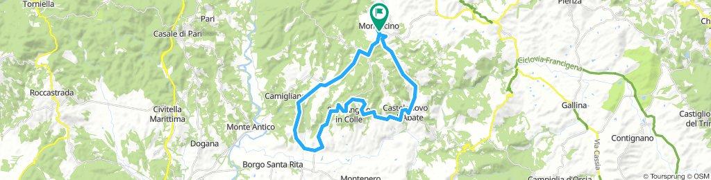 Montalcino - Castello Banfi - Montalcino