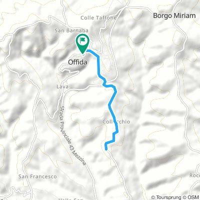 1a tappa Piceno Bike and Wine: Venerdì 8 giugno