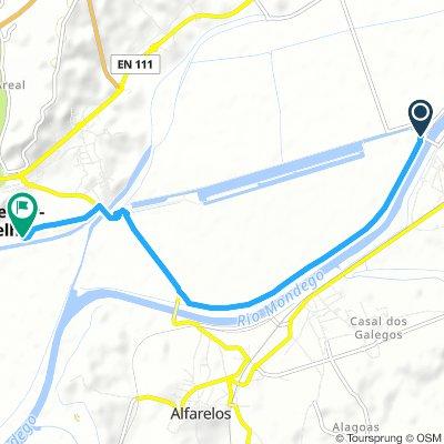 Easy Terça-Feira Course In Montemor-O-Velho