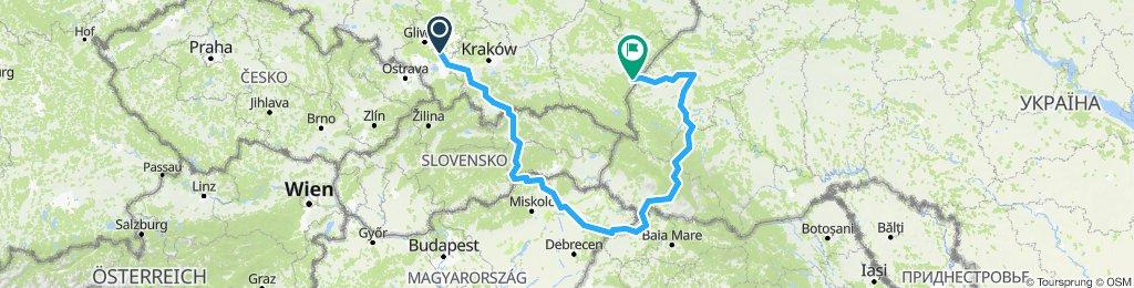 Kuraki zdobywają Lwów dłuższą drogą.