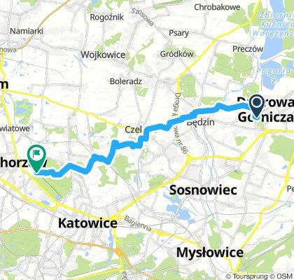 ŚŚR 2018 - Peleton Północno-Wschodni (dąbrowski)