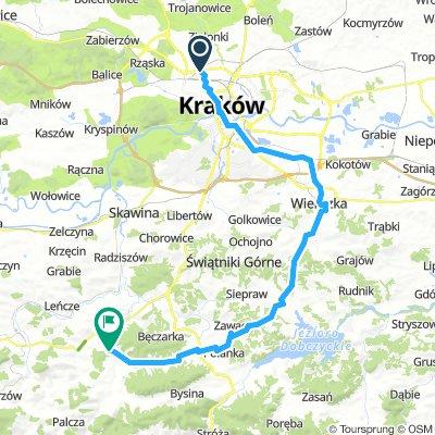 KrakovWieliczkaSulkowice