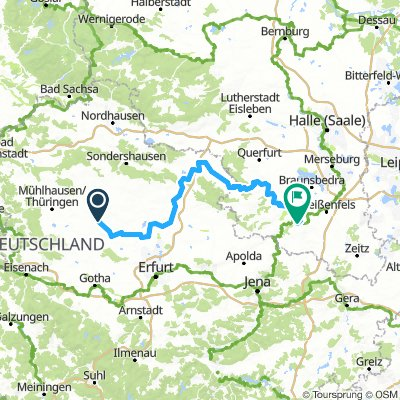Sundhausen - Naumburg