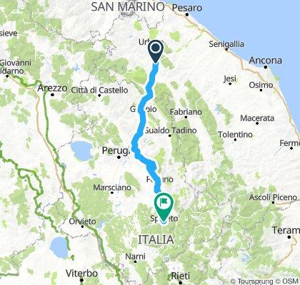 Giro 40 Tappa 2